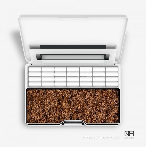 tabaquera compartimentos